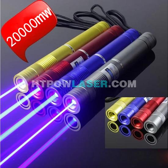 HTPOW レーザー20000mw