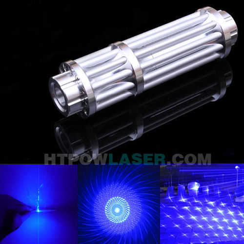HTPOW レーザーポインター超強力 ブルー 30000mw