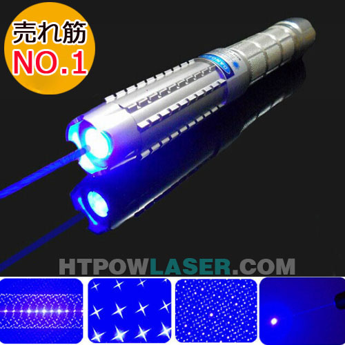 HTPOW中国製 レーザーポインター10000mw